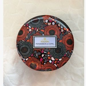 Large Voluspa Candle - Persimmon & Copal 12oz